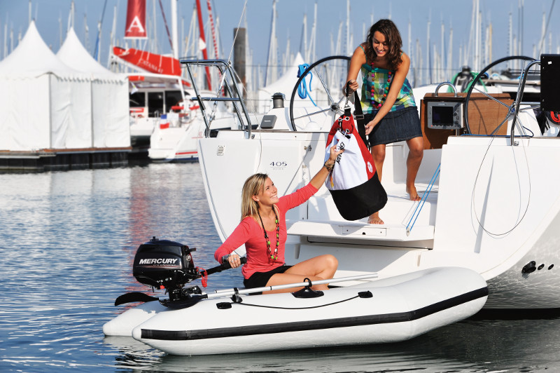 Mercury Inflatable Dinghy 240