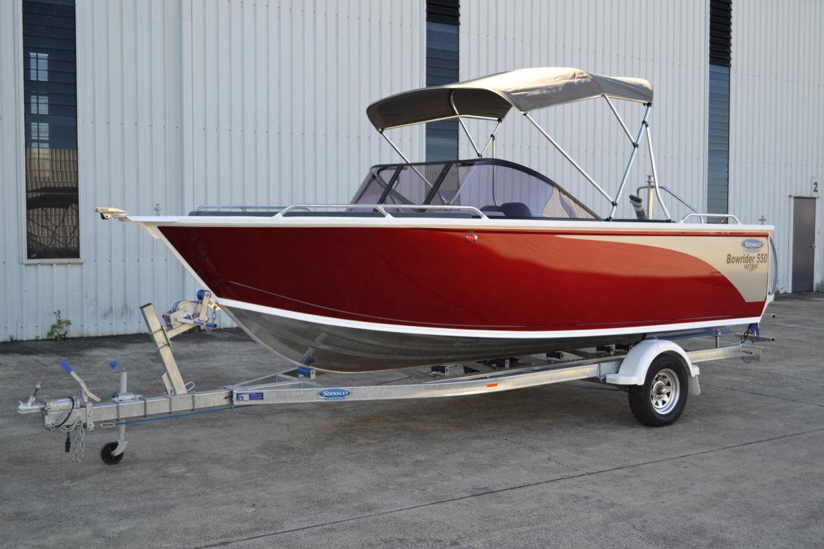 Bowrider 490 to 580 Series