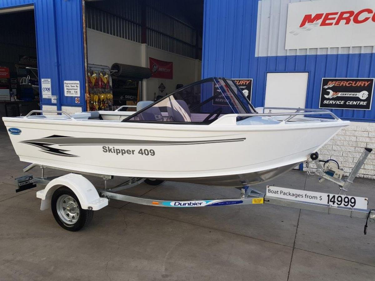 NEW Stessco Skipper 409