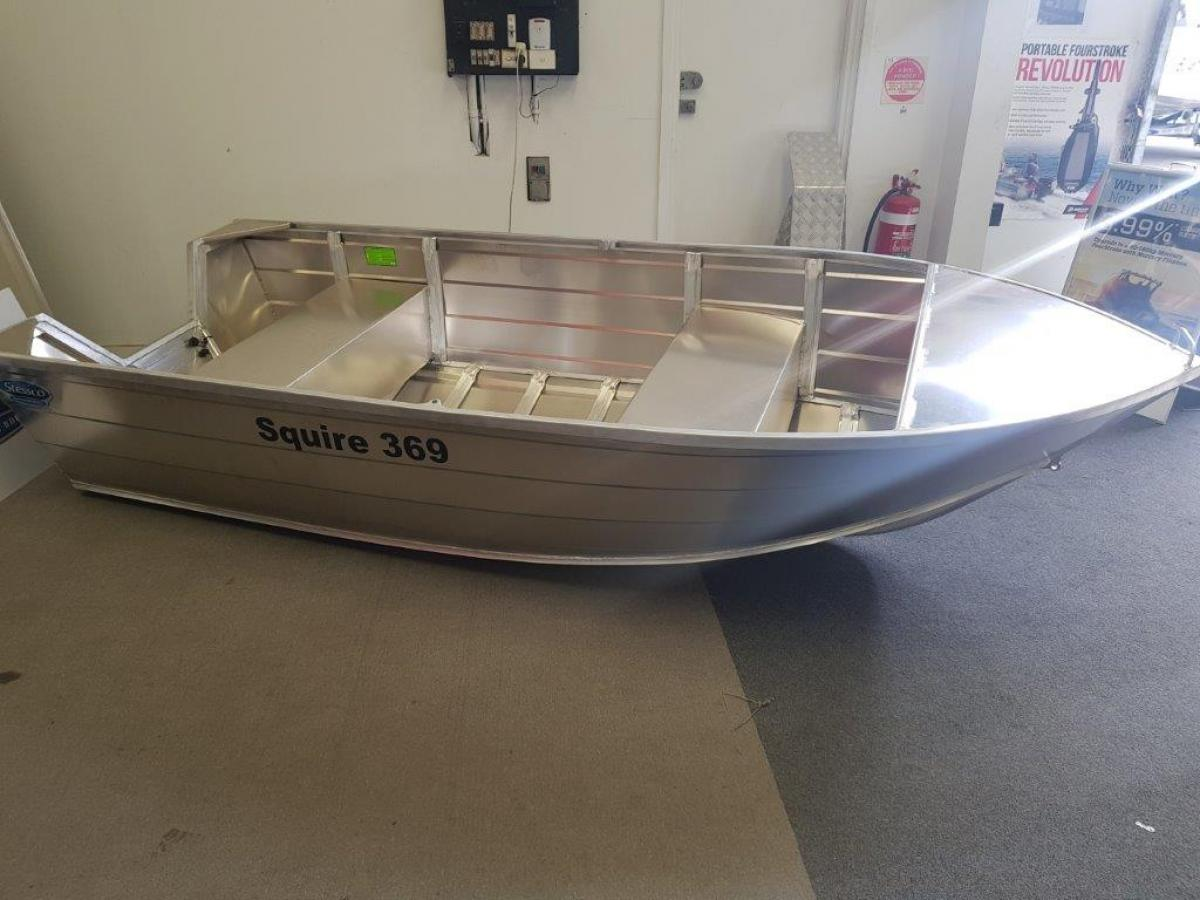 2018 Stessco Squire 369 Dinghy